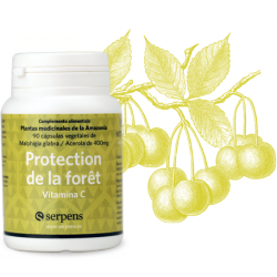 ABORIGEN SERPENS PROTECTION DE LA FORET VIT C 90 CAPS