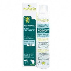 PRANAROM AROMAFORCE SPRAY PURIFACA ATMOSFERA 30