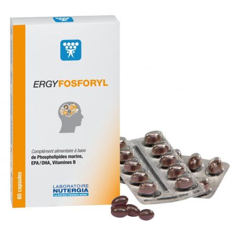 NUTERGIA ERGYFOSFORYL 60 CAPS