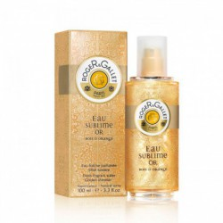ROGER & GALLET AGUA SUBLIME BOIS D'ORANGE 100ML