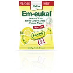 CARAMELOS EM-EUKAL LIMON SIN AZÚCAR 50G