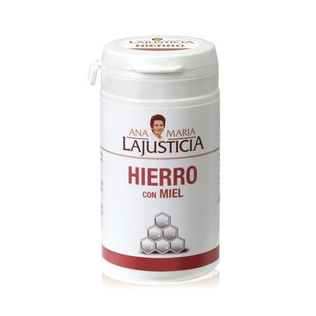 HIERRO MIEL LAJUSTICIA 135 G