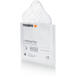 MEDELA HIDROGEL 4 PARCHES