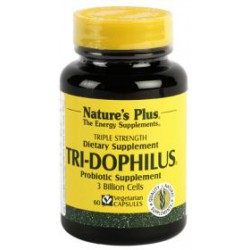 NATURES PLUS TRI-DOPHILUS 60 CAP