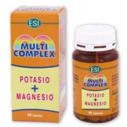 TREPAT MULTI COMPLEX POTASIO+MAGNESIO 90 COMP