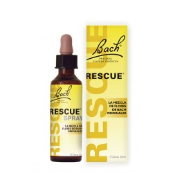 BACH RESCUE REMEDY GOTAS 20ML