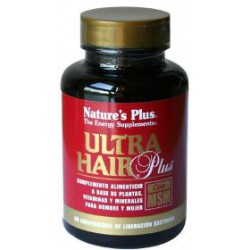 NATURES PLUS ULTRA HAIR 60 COMPRIMIDOS