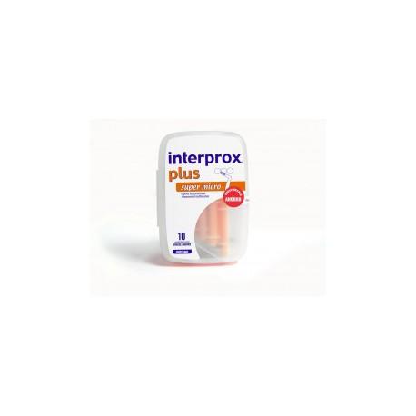 CEPILLO INTERPROX SUPER MICRO PLUS 10 U AHORRO A