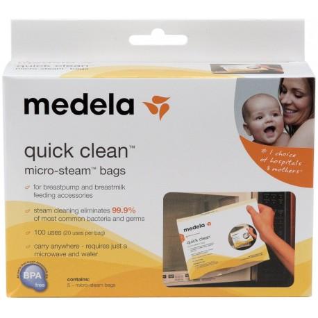 MEDELA QUICK CLEAN MICRO 5U 8.0041
