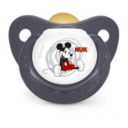 NUK CHUPETE LATEX ANATOMICO DISNEY MICKEY T-2