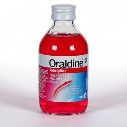 ORALDINE COLUTORIO ANTISEPTICO 200 ML.